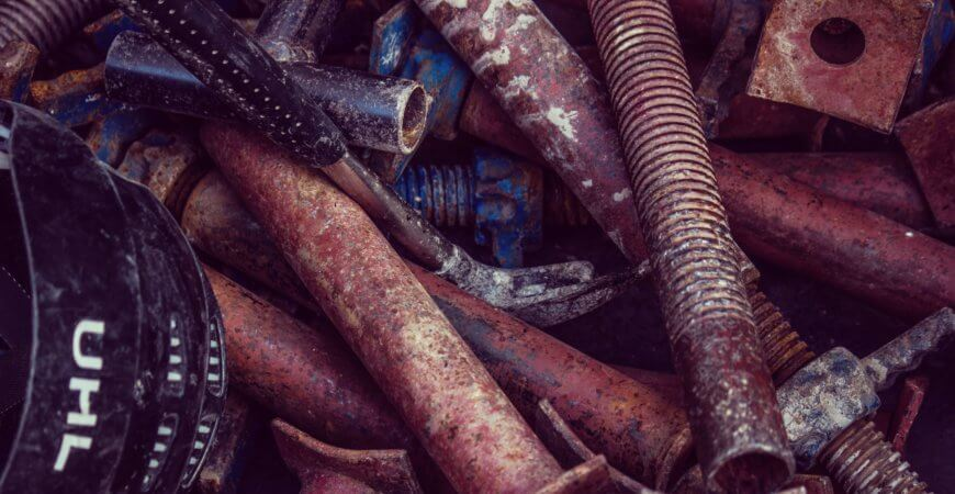 best places to find scrap metal