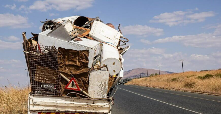mistakes to avoid with scrap metal pickup